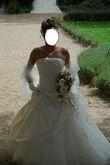 robe de mariée taille 38/40 - Occasion du Mariage