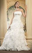 Robe de mariée Cironnelle + voile - Occasion du Mariage