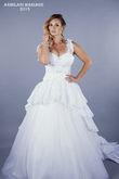 Robe de mariée couleur blanche  - Occasion du Mariage