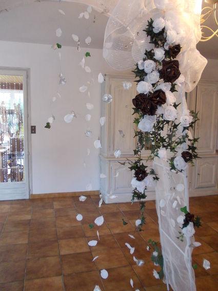 Location d 39 arche de mariage en d coration - Decoration arche mariage ...