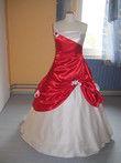 robe avec mitaines - Occasion du Mariage