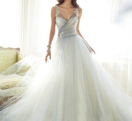 Robe de mariée fait main - Puy de Dôme