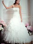 Robe de mariée. Princess Ornella 2014. T38/40 - Occasion du Mariage
