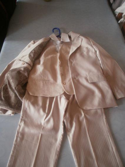 396646a06f1 Costume enfant 10 ans de chez Tati Mariage pas cher - Occasion du Mariage