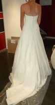 robe de mariée achetée à la Belle vendéenne - Occasion du Mariage