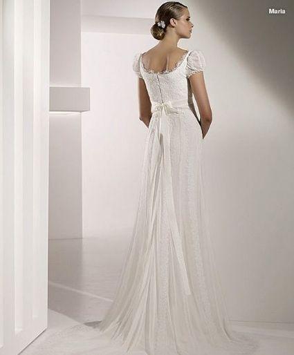 Robe de mariée Pronovias modèle Maria 40 doccasion - Paris