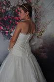 Robe bustier Rosa Clara en dentelle Neuve - Occasion du Mariage