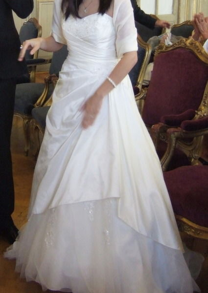 location robe de mari e occasion du mariage