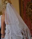Voile blanc  - Occasion du Mariage