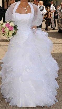Robe de mariée - Modèle COCO de chez Marions