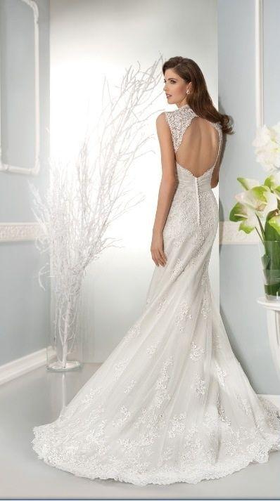Top de mariée neuve coupe sirene,dentelle yvoire, taille 36 - Savoie  YM71