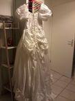 Robe de Mariée + Chapeau + Gants - Occasion du Mariage