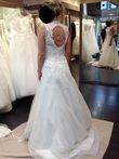 Une robe de mariée exceptionnelle - Occasion du Mariage