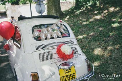 Souvent Just Married pour voiture ou salle - Hauts de Seine GG55