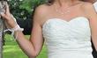 Robe de mariée Miss France Savoie 2013 Ivoire/Argent - Occasion du Mariage