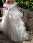 Magnifique robe de mariée modèle Abacana Primanovia + jupon - Occasion du Mariage