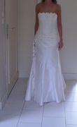Robe Cymbeline NEUVE en soie - Occasion du Mariage