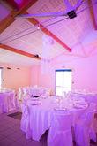 housse de chaise en coton blanche - Occasion du Mariage