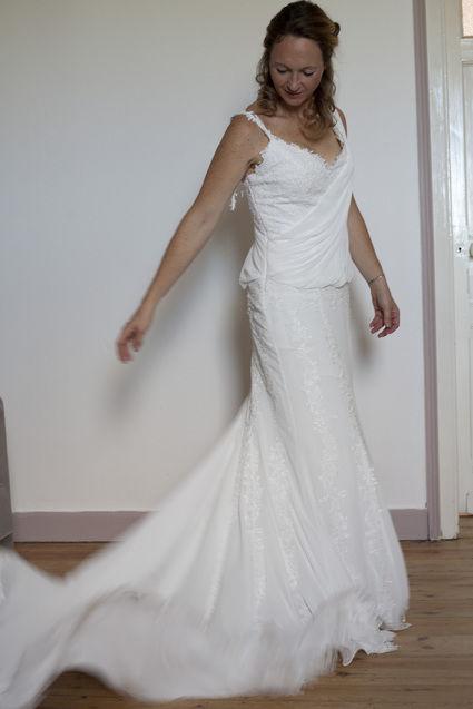 Robe de mariée Pronovias 2013 UNZA doccasion