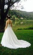 Robe de mariée Pronovias Delta 2014 T.36-38 - Occasion du Mariage