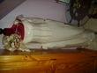 robe de mariée+bouquet+mannequin de support - Occasion du Mariage