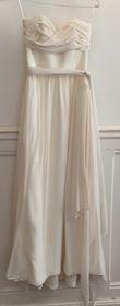 Robe de mariée Neuve en mousseline de soie - taille 36 - 980 - Occasion du Mariage
