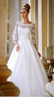 robe de mariée Lilya bianco evento - Occasion du Mariage