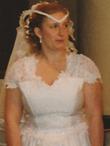 vend robe de mariée et son voile - Occasion du Mariage