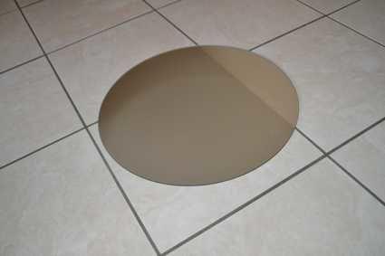 Miroir rond diam 42 cm doubs for Miroir rond 60 cm
