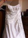 Robe de mariée idéale printemps/été - Occasion du Mariage