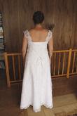 Robe de mariée en dentelle 44-48 - Occasion du Mariage