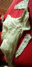 Robe de mariée avecc sa Cape - Occasion du Mariage