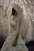 Superbe robe et son chapeau - Occasion du Mariage