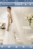Robe de mariée White-One Pronovias - T34/36 - Occasion du Mariage