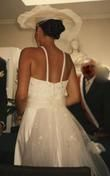 robe de mariée Lambert création t 40 - Occasion du Mariage