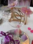Lot de 11 soliflores style verre d'œnologie SERAX neufs   - Occasion du Mariage