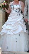 robe taille 46/48 - Occasion du Mariage