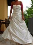 Robe bustier créateur Rembo Styling excellent état - Occasion du Mariage