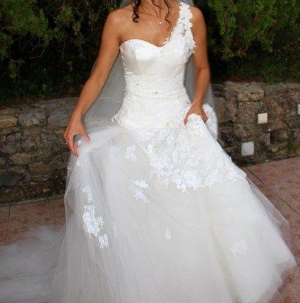 Manteau de mariée en dentelle cymbeline 2012 occasion du mariage