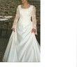 robe de mariée création Bochet T38/40 - Occasion du Mariage