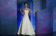 Robe de mariée cosmobella 7248 taille 36 - Occasion du Mariage