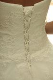 Robe de mariée bustier T36/38 - Occasion du Mariage