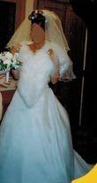 Robe de mariage ivoire - Occasion du Mariage