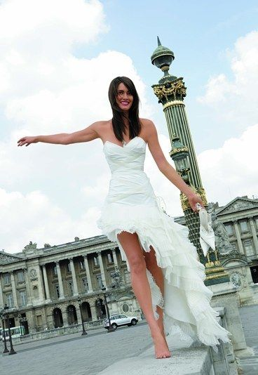Pour choisir une robe: Robe de mariee paris pas cher