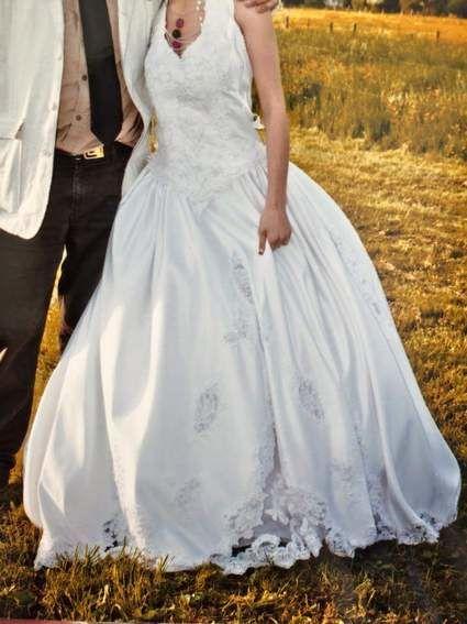 robe de mari e bonne tat propre plus jupon meurthe et