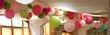 pompons papier de soie - Occasion du Mariage