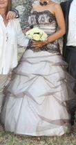 robe de mariée Chloé de Point Mariage - Occasion du Mariage