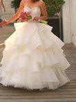 Robe De Marièe de Justin Alexander - Occasion du Mariage