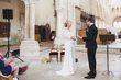 Robe de mariée élégante 'Amandine' Hervé Mariage - Occasion du Mariage