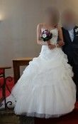 Robe de mariée ivoire taille 38 Annie Couture - Occasion du Mariage